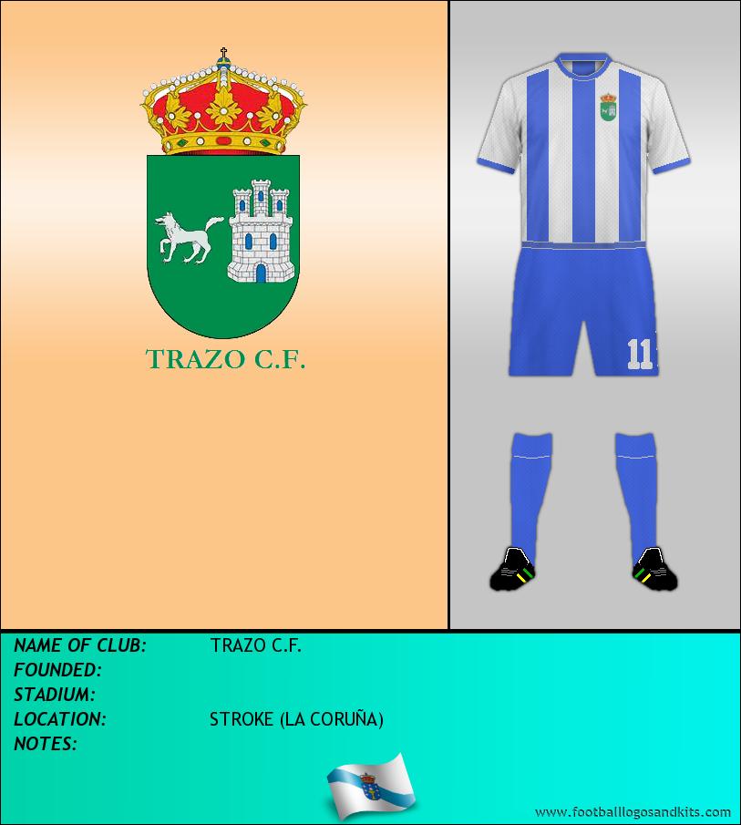 Logo of TRAZO C.F.