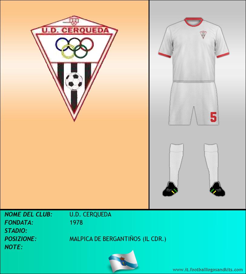 Logo di U.D. CERQUEDA