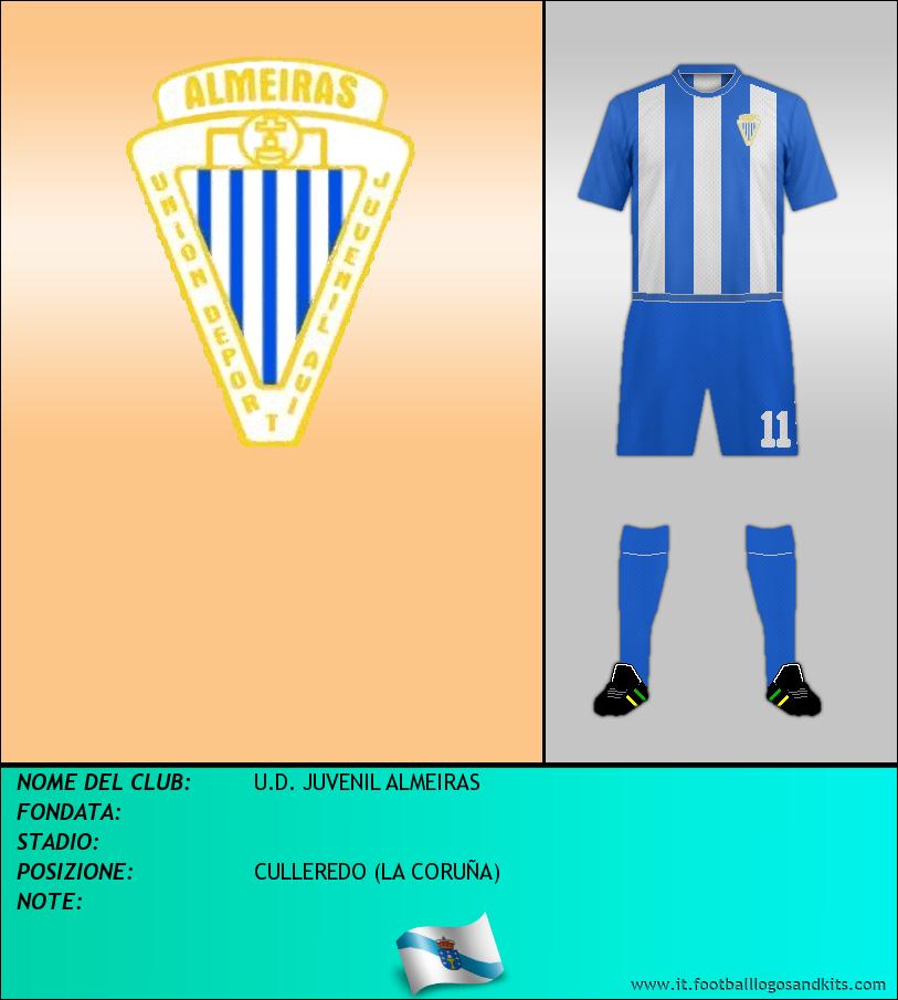 Logo di U.D. JUVENIL ALMEIRAS