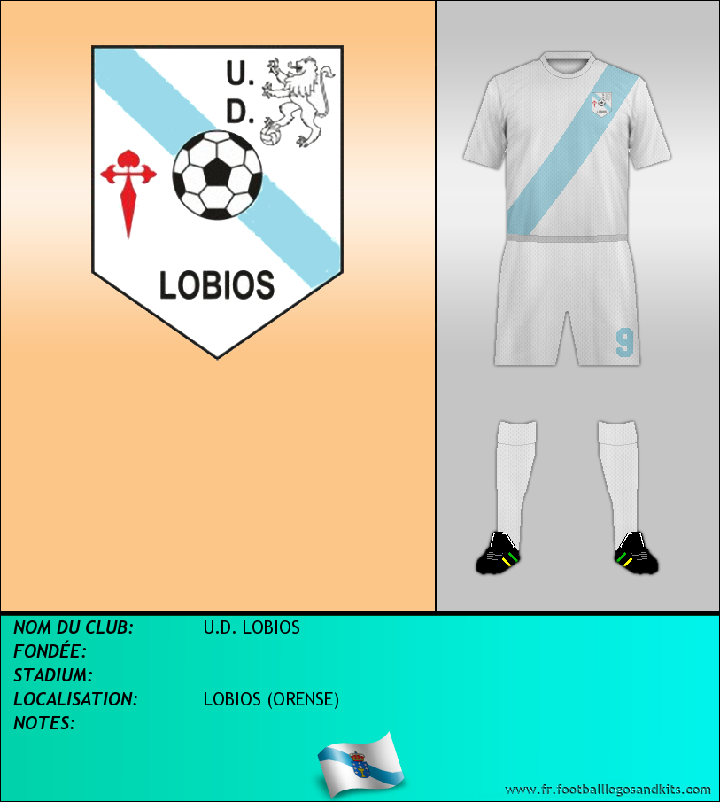 Logo de U.D. LOBIOS