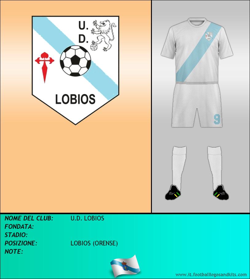 Logo di U.D. LOBIOS
