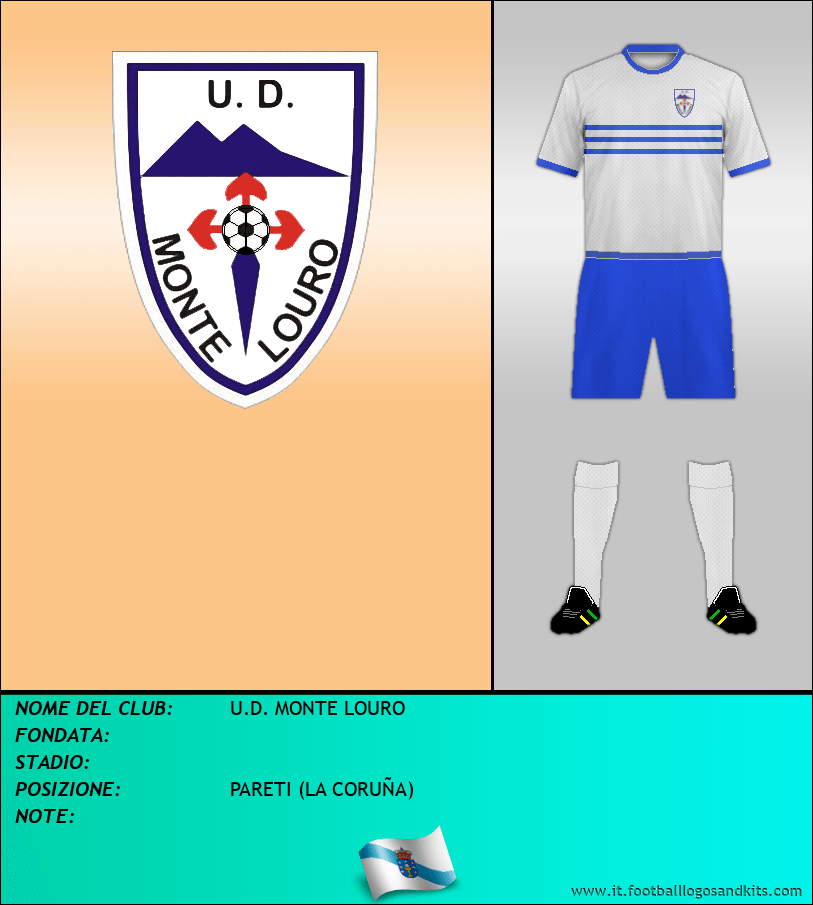 Logo di U.D. MONTE LOURO