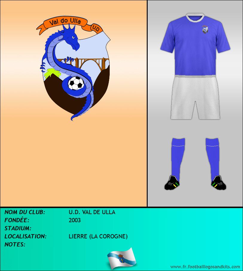 Logo de U.D. VAL DE ULLA