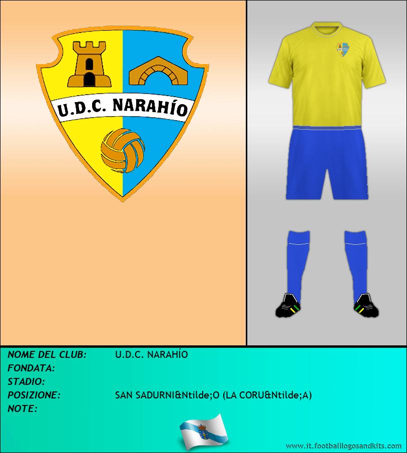 Logo di U.D.C. NARAHÍO