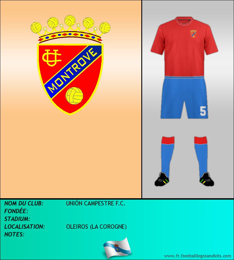 Logo de UNIÓN CAMPESTRE F.C.