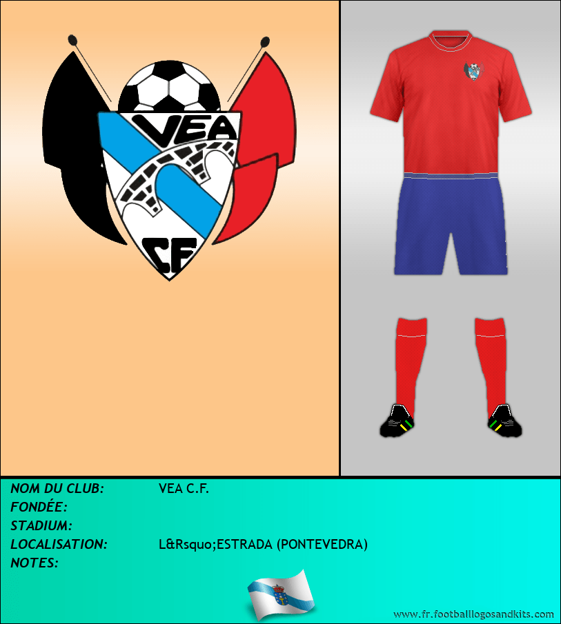 Logo de VEA C.F.