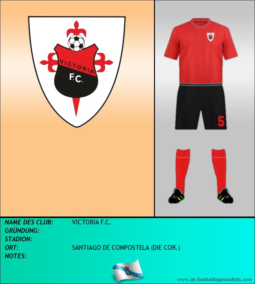 Logo VICTORIA F.C.