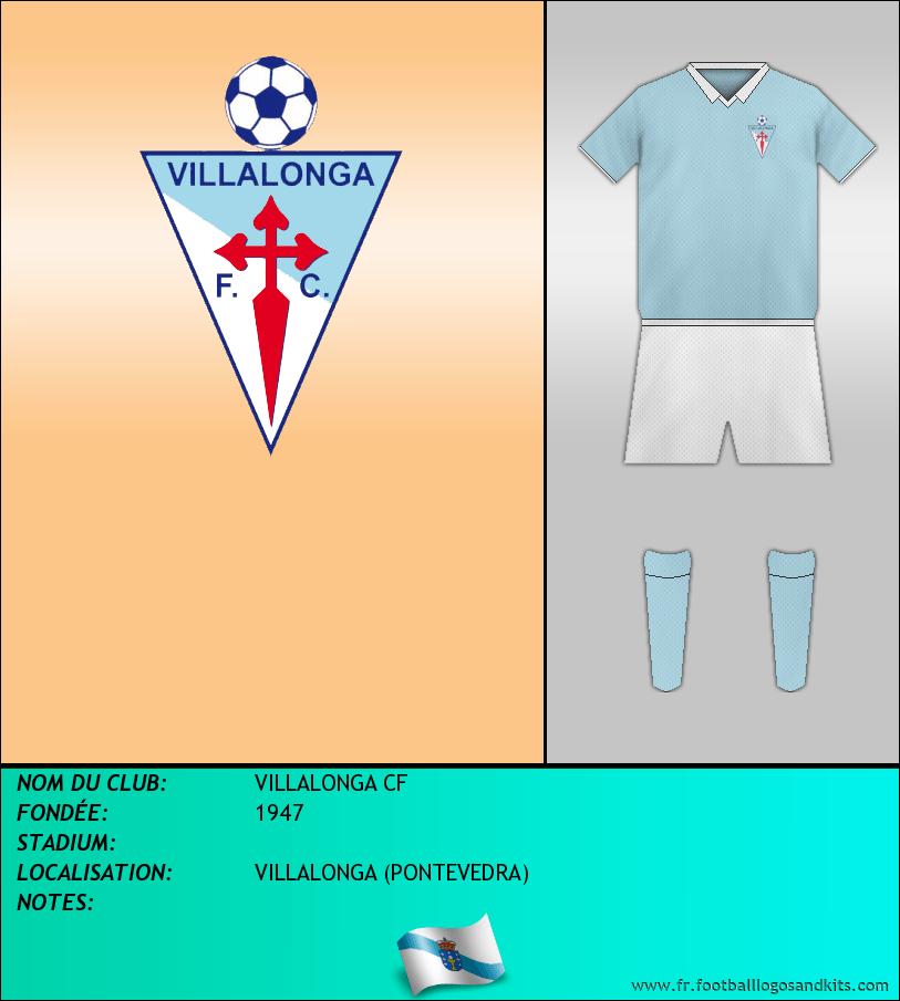 Logo de VILLALONGA CF