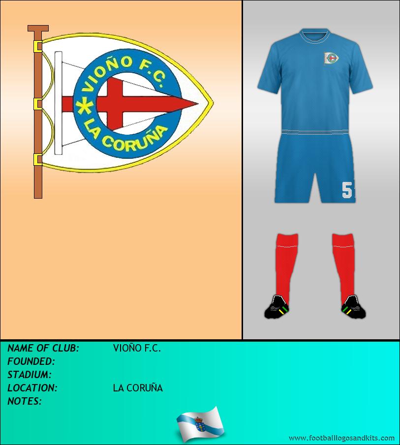 Logo of VIOÑO F.C.