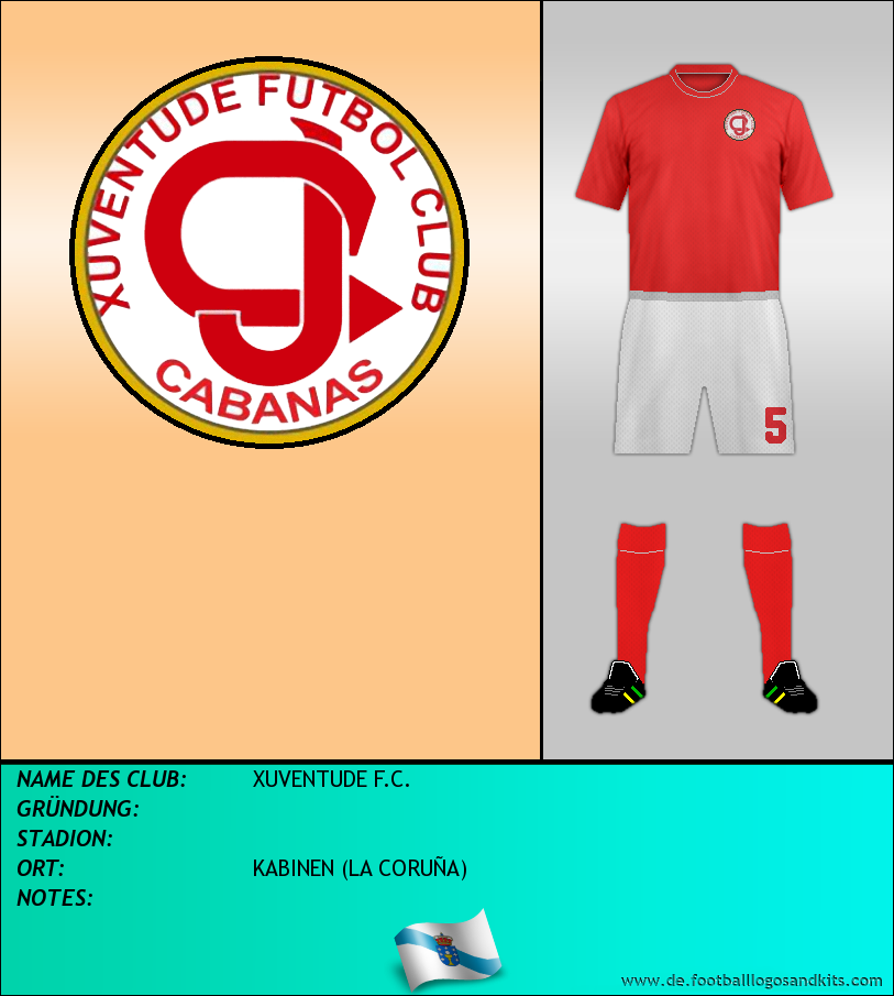 Logo XUVENTUDE F.C.