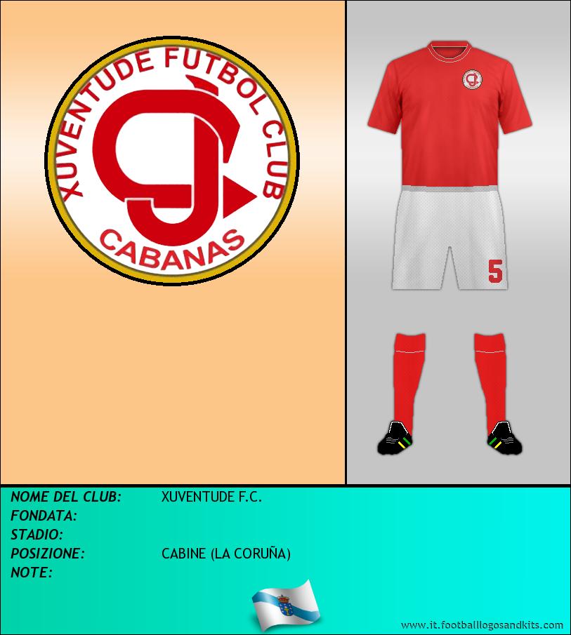 Logo di XUVENTUDE F.C.