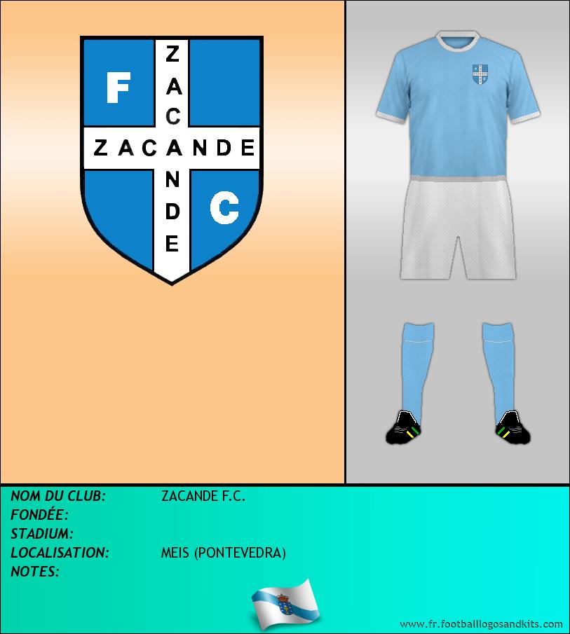 Logo de ZACANDE F.C.