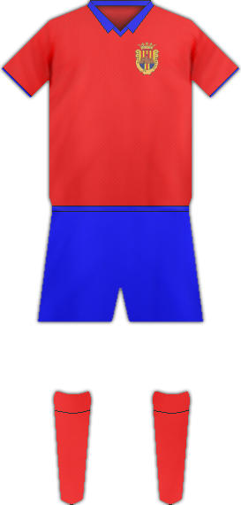 Kit ATLETIC DE CIUTADELA