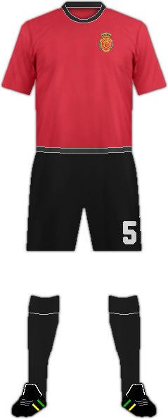 Kit REAL C.D. MALLORCA