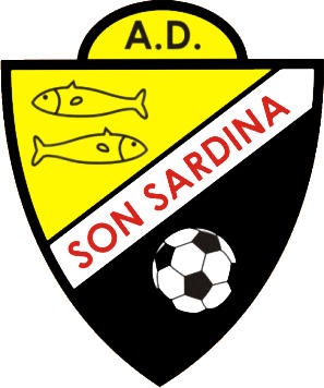 Logo of A.D. SON SARDINA (BALEARIC ISLANDS)