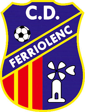 Logo de C.D. FERRIOLENSE  (ÎLES BALÉARES)