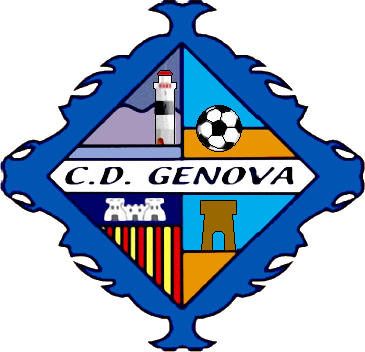 Logo of C.D. GENOVA (BALEARIC ISLANDS)
