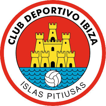 Logo of C.D. IBIZA-ISLAS PITIUSAS (BALEARIC ISLANDS)