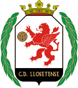 标志llosetense俱乐部 (巴利阿里群岛)