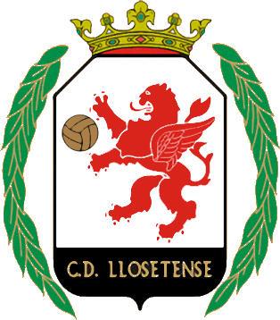 Logo of C.D. LLOSETENSE (BALEARIC ISLANDS)