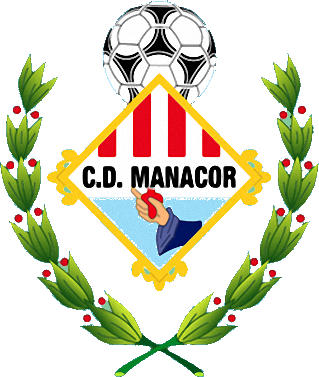 Logo of C.D. MANACOR  (BALEARIC ISLANDS)