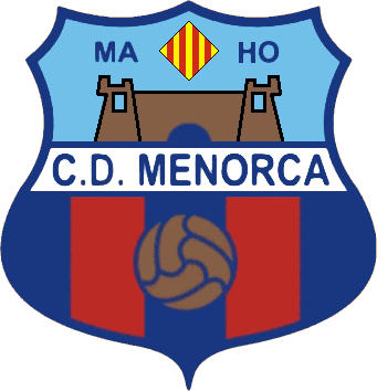 Logo of C.D. MENORCA (BALEARIC ISLANDS)
