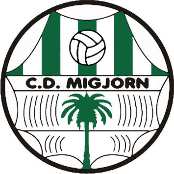 Logo of C.D. MIGJORN (BALEARIC ISLANDS)