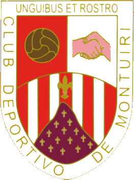 Logo of C.D. MONTUIRI (BALEARIC ISLANDS)