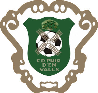 Logo of C.D. PUIG D'EN VALLS (BALEARIC ISLANDS)