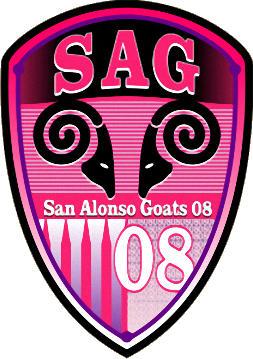 Logo of C.D. SAN ALONSO 08 (BALEARIC ISLANDS)