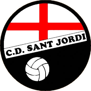 Logo of C.D. SANT JORDI (BALEARIC ISLANDS)