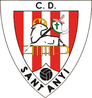 Logo of C.D. SANTANYI   (BALEARIC ISLANDS)