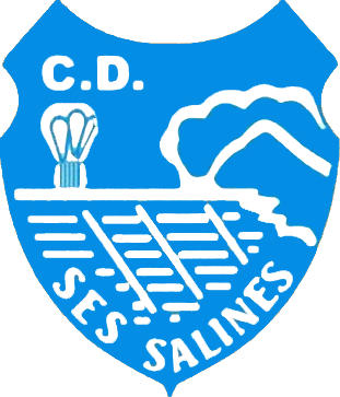 Logo of C.D. SES SALINES (BALEARIC ISLANDS)
