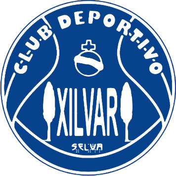 Logo of C.D. XILVAR (BALEARIC ISLANDS)