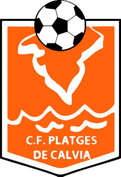 Logo of C.F. PLATGES DE CALVIA (BALEARIC ISLANDS)