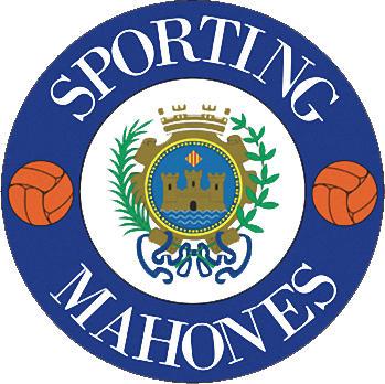 Logo of C.F. SPORTING MAHONÉS (BALEARIC ISLANDS)