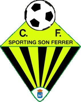 Logo of C.F. SPORTING SON FERRER (BALEARIC ISLANDS)