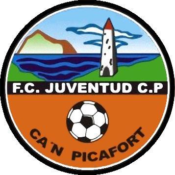 Logo de F.C. JUVENTUD CA'N PICAFORT (ÎLES BALÉARES)