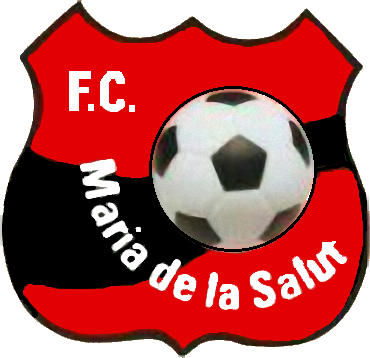 Logo of F.C. MARÍA DE LA SALUT (BALEARIC ISLANDS)