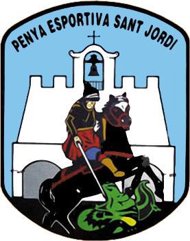 Logo of PENYA ESPORTIVA SANT JORDI (BALEARIC ISLANDS)