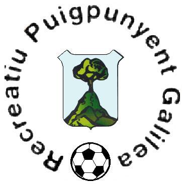 Logo de RECREATIU PUIGPUNYENT GALILEA (ÎLES BALÉARES)