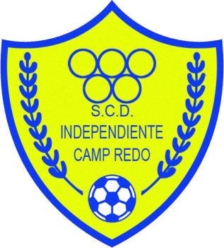 Logo of S.C.D. INDEPENDIENTE CAMP REDÓ (BALEARIC ISLANDS)