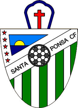 Logo of SANTA PONSA C.F. (BALEARIC ISLANDS)