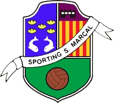 Logo of SPORTING S. MARÇAL (BALEARIC ISLANDS)