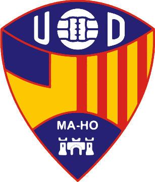 Logo U.D. MAHÓN (BALEAREN)
