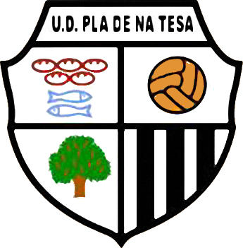 Logo of U.D. PLA DE NA TESA (BALEARIC ISLANDS)