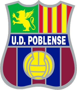Logo of U.D. POBLENSE (BALEARIC ISLANDS)