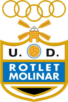 Logo of U.D. ROTLET MOLINAR (BALEARIC ISLANDS)