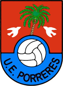 Logo of U.E. PORRERES (BALEARIC ISLANDS)