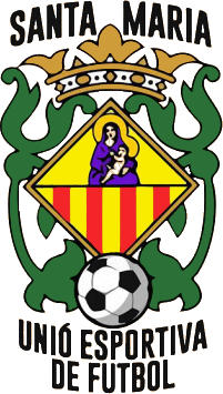 Logo of U.E.F. SANTA MARÍA (BALEARIC ISLANDS)